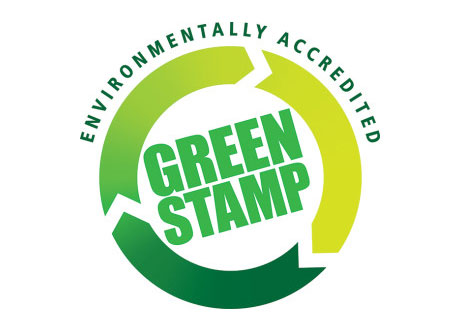 green stamp