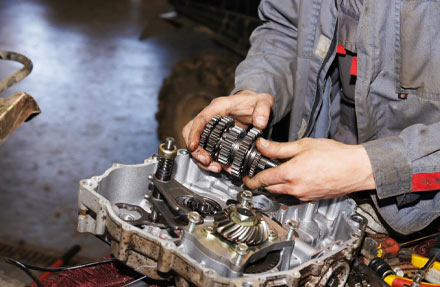 Motor Vehicle engine parts repair